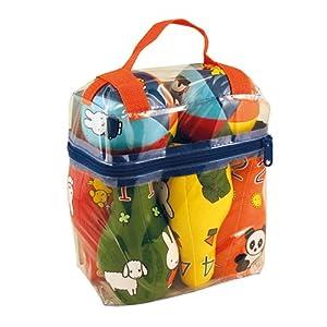 Miffy Juego de Bolos Barbo Toys 9970