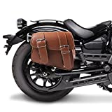 Solo Satteltasche Craftride Indian Scout / Sixty Montana II 8l braun