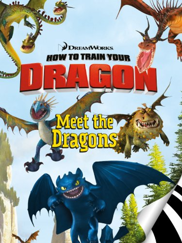 How to Train Your Dragon: Meet the Dragons (I Can Read Book 2) (English Edition)