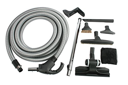 Cen-Tec Systems 92718Central Vakuum niedrige Spannung Befestigung-Kit mit Schalter Kontrolle 30'Schlauch