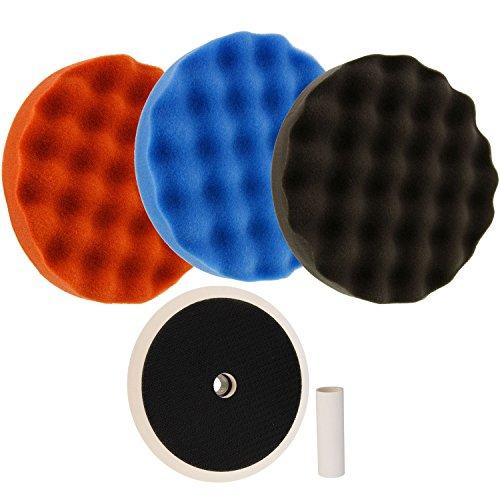 komplett-3pad-polieren-und-polieren-kit-mit-76-203cm-waffle-foam-grip-pads-und-eine-5-203cm-gewinde-