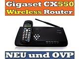 Gigaset CX 550 dsl/cable DECT Telefon