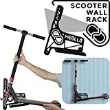 Support mural rangement pour trottinette proscooter