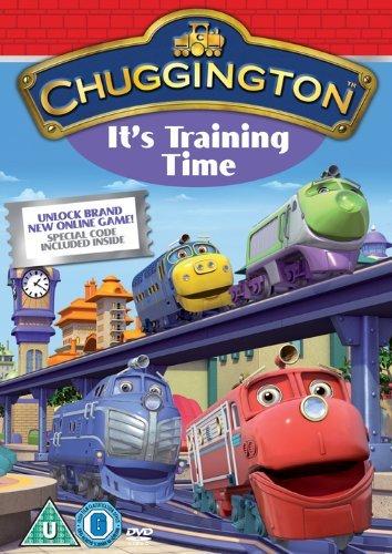 Chuggington   It's Training Time [Reino Unido] [DVD]