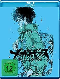 Megalobox - Volume 3 [Blu-ray]