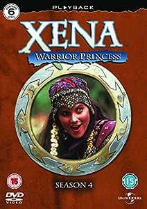 Xena: Warrior Princess - Series 4 [Import anglais]