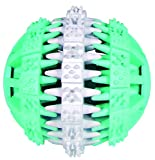 Trixie 32942 Denta Fun Ball, Minzgeschmack, ø 7 cm