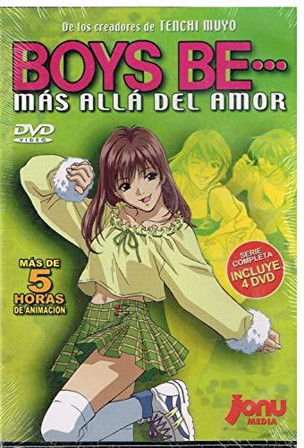 Boys Be (Serie completa) [DVD]