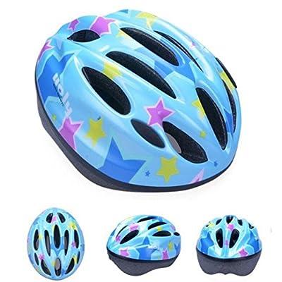 Koly Kids Boys Girls Sports Mountain Road Bicycle Bike Cycling Safety Helmet Skating cap by Koly
