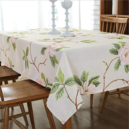 PLYY Tischdecke Polyester für Tisch Schreibtisch Computer Konferenz Printing Mode (140 * 180CM)...