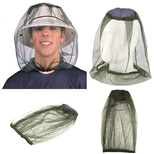 Outdoor Angeln Hüte Mosquito Hat Insekt Hut Bug Mesh Kopf Netz Gesicht Schutz Reise Camping