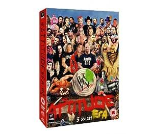 THE ATTITUDE ERA - COFFRET 3 DVD WWE EN FRANÇAIS