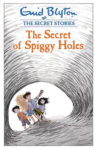 Secret Stories 2. The Secret Of Spiggy Holes