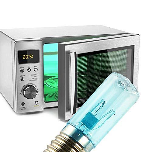 3W E17 UV esterilizador luz lámpara esterilización
