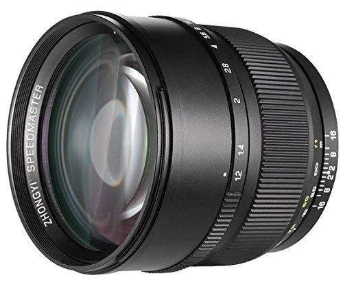 Preisvergleich Produktbild Gowe Kamera Objektiv 85mm f1.2135Full Frame Feste Brennweite Long Objektiv für Nikon F Mount SLR Kameras