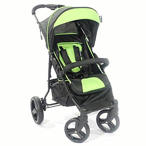 Buggy S8 Jogger Kinderwagen Baby Sportwagen Babywagen (Grün)