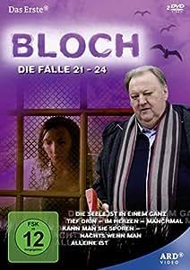 Bloch: Die Fälle 21-24 [2 DVDs]