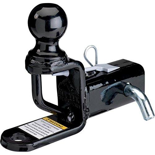 Trio-Adapter für 3-Wege-Anhängerkupplung für Quads, 5,1 cm