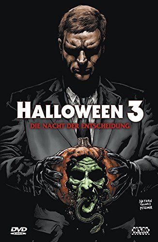 Halloween 3 große Hartbox Cover A - Limited 99 Edition