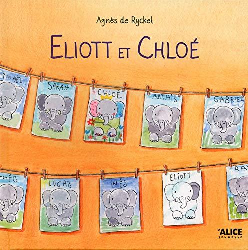 Eliott et Chloé par Agnes de Ryckel