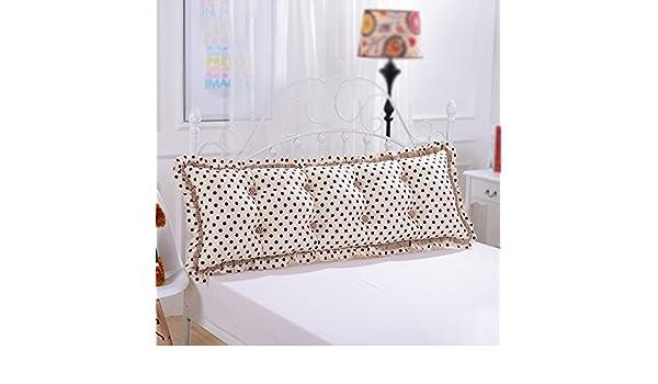 Letto Con Schienale Morbido : Fiofe cuscino grande cuscino dello schienale del letto cuscino