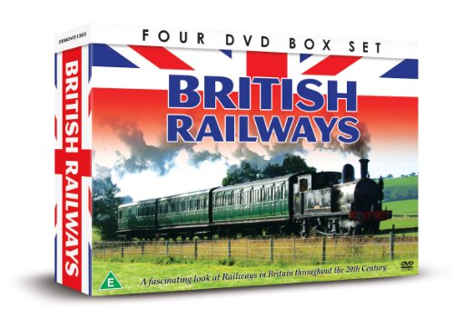 British Railways 4 DVD Gift Set [UK Import]