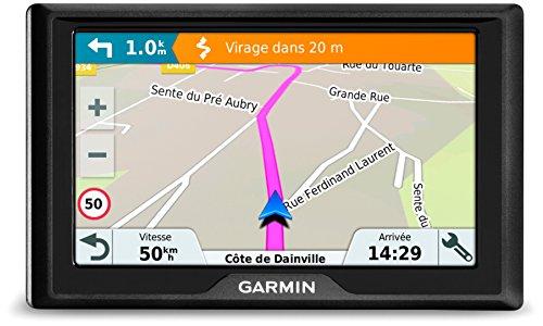 Garmin Drive 50 LM Se Plus - GPS Auto - 5 Pouces - Carte 15 Pays gratuites à Vie
