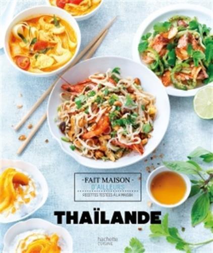 Thaïlande par Thomas Feller, Isabelle Brouant