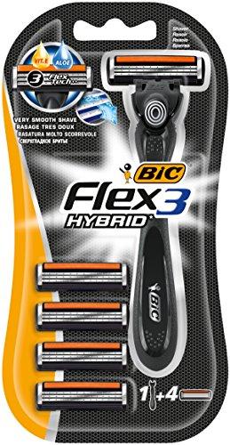 bic-flex-3-hybrid-rasierer-set-manner-manner-rasierer-mit-3-klingen-auch-fur-empfindliche-haut-mit-b