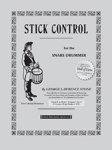 Stick Control by George Lawrence Stone (2009)