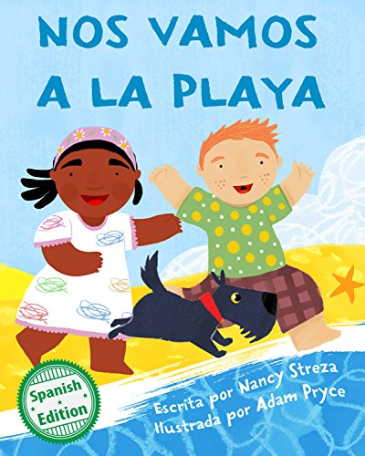 Nos vamos a la playa (We're Going to the Beach) (Xist Kids Spanish Books)