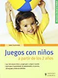 Juegos con ninos/ Games with Kids (Manuales Salud and Ninos/ Manuals Kids and Health) by Anne Pulkkinen (2007-11-15) - Anne Pulkkinen