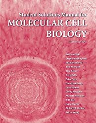 Solutions Manual for Molecular Cell Biology