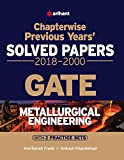 Metallurgical Engineering Solved Papers GATE 2019