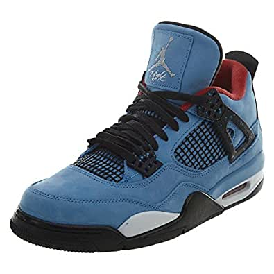 acb86e12f737 AIR Jordan 4 Retro  Cactus Jack  - 308497-406  Amazon.co.uk  Shoes ...