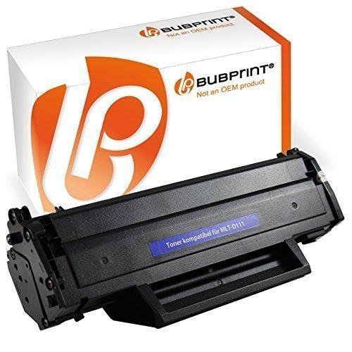 Bubprint Toner kompatibel für Samsung MLT-D111S MLT D111S für Xpress M2020 M2022 M2022W M2026 M2026W M2070 M2070F M2070FW M2070W SL-M2022W Schwarz (Drucker 2022)