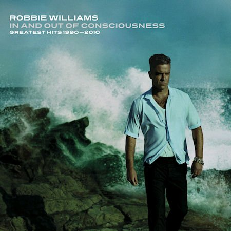 Pop CD, Robbie Williams - In And Out Of Consciousness : Greatest Hits 1990-2010 (2CD)[002kr]