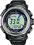 CASIO PRO TREK PRW-2000-1ER - Reloj unisex de cuarzo, correa de resina color negro (con radio, multifunción, altímetro, cronómetro)