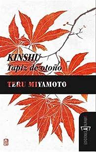 Kinshu. Tapiz de otoño par Teru Miyamoto