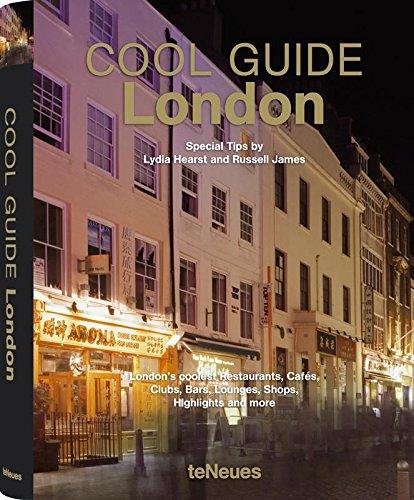 Cool Guide London par teNeues