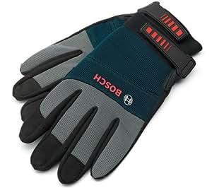 Bosch gardening gloves medium diy tools for Gardening gloves amazon