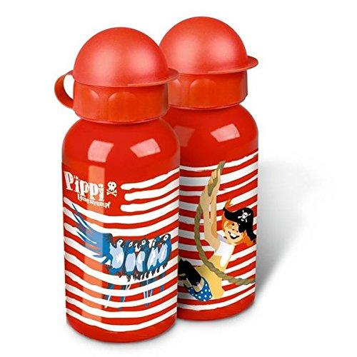 Pippi Langstrumpf Alu-Trinkflasche - Skin-unterstützung-supplement
