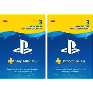 PlayStation Plus Mitgliedschaft | 6 Monate | österreichisches Konto | PS4 Download Code