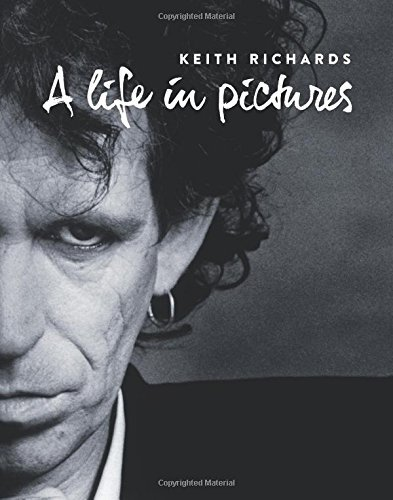 Keith Richards: A Life in Pictures by Omnibus Press (2015-09-14)