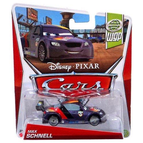 Disney Cars Cast 1:55 - Auto Fahrzeuge Modelle Sort.1 zur Auswahl, Typ:Max Schnell -