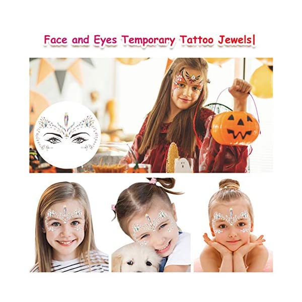 Natale Trucchi per Truccabimbi,Emooqi 36 Colori Fviso Body Paint Pittura con 4 Stencil Face Paint per Bambini, Ideale… 5 spesavip