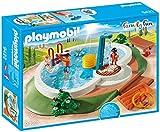 Playmobil- Piscina Juguete, (geobra Brandstätter 9422)