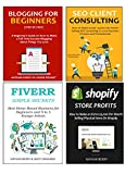 DOWNLOAD THIS 4 in 1 BUNDLE for only $5.99 insead of $12 or $2.99 each Learn 4 ways to create a passive income stream!Inside you'll learn:SHOPIFYInside you'll learn: - The criteria for a perfect product to sell on Shopify - The exact thinking process...