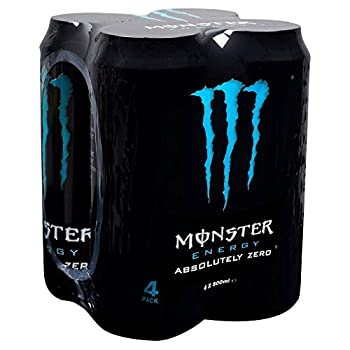 Monster Bebida Cero...