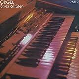 AMIGA Studio Orchester - Orgel Spezialitäten - AMIGA - 8 55 664